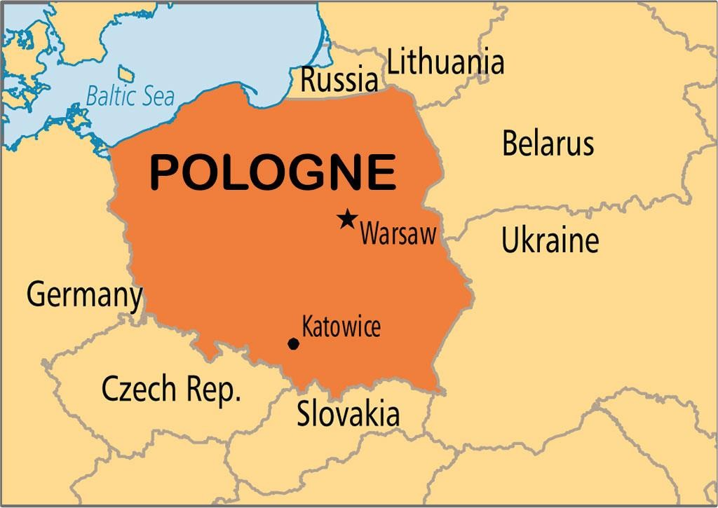 exporter vers Pologne